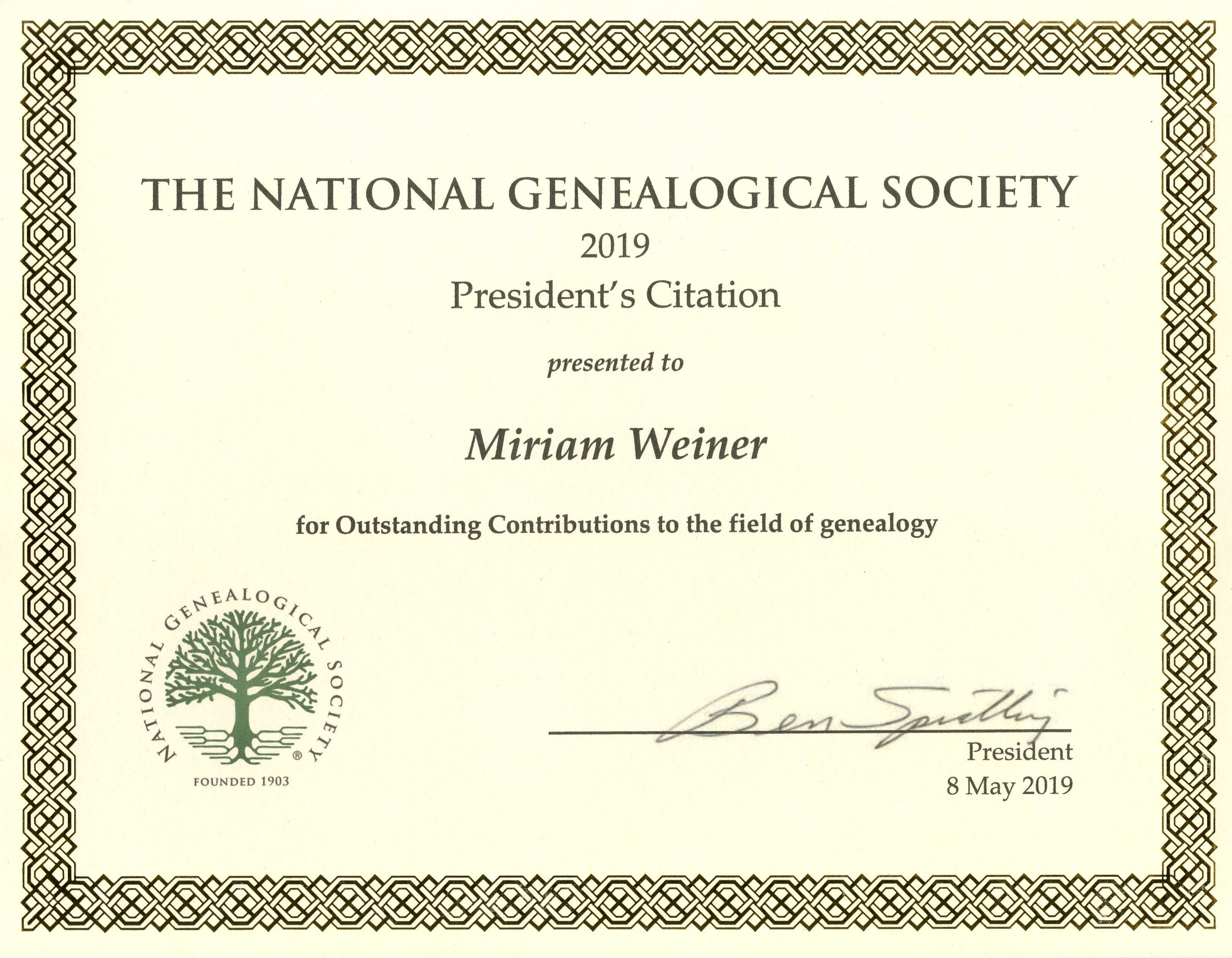 Federation of Genealogical Societies, 1991 (large)